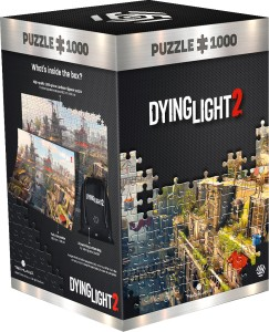 Good Loot Puzzle 1000 - Dying light 2: City