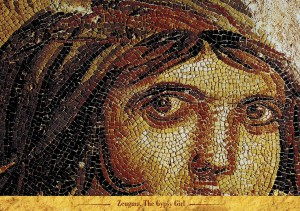Art Puzzle 1000 - Gypsy Girl, Zeugma