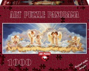 Art Puzzle 1000 - Bless our Home