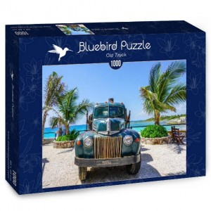 Bluebird Puzzle 1000 - Old Truck