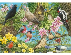 Otter House Puzzle 500 - Natures Finest