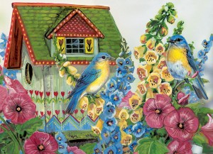 Eurographics 300 - Janine Grende: Country Cottage