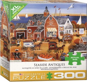 Eurographics 300 XXL - Seaside Antiques by Carol Dyer
