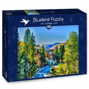 Bluebird Puzzle 1000 - Vail, Colorado, USA