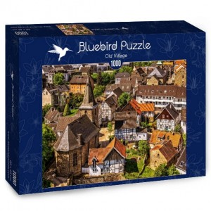Bluebird Puzzle 1000 - Old Village