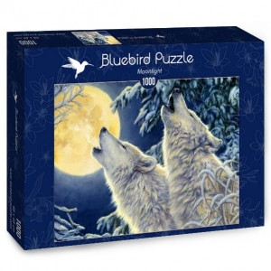 Bluebird Puzzle 1000 - Moonlight