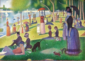 Master Pieces 1000 - A Sunday on La Grande Jatte