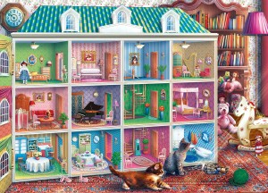Master Pieces 1000 - Sophia's Dollhouse