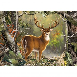 Master Pieces 1000 - Backcountry Buck