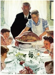 Master Pieces 1000 - Norman Rockwell, Enjoy your meal
