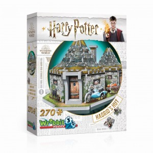 Wrebbit 3D 270 - Harry Potter (TM): Hagrid's Hut