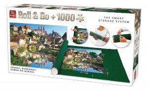 King 1000 - Roll & Go - Semur-en-Auxois, France