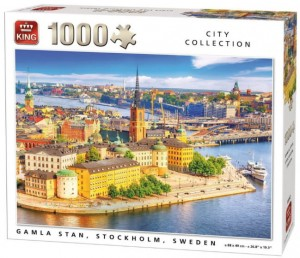 King International 1000 - City Collection, Gamla Stan, Stockholm, Sweden