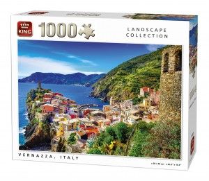 King 1000 - Vernazza, Italy