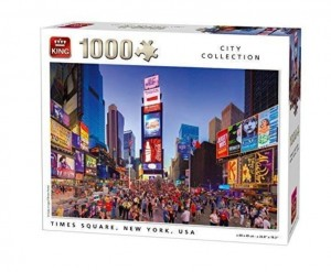 King 1000 - Times Square, New York