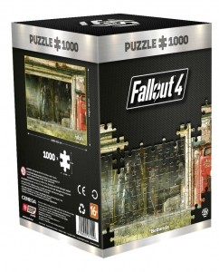 Good Loot Puzzle 1000 - Fallout 4 Garage