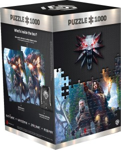 Good Loot Puzzle 1000 - The Witcher (Wiedźmin): Yennefer