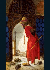 KS GAMES 1000 - Osman Hamdi Bey: The Turtle Trainer