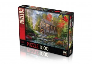 KS GAMES 1000 - Dominic Davison - The Old Wood Mill