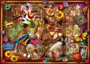 Bluebird Puzzle 3000 - Ciro Marchetti, The Collection