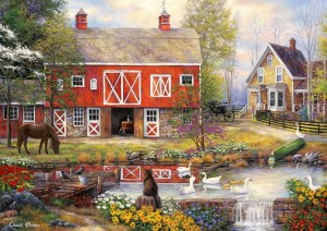 Grafika 2000 - Chuck Pinson - Reflections On Country Living