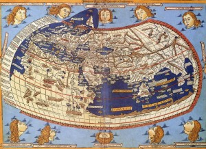 Grafika 2000 - Claudius Ptolemy: The World, 1482