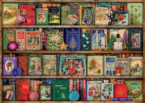 Ravensburger 1000 - Aimee Stewart - The Christmas Library