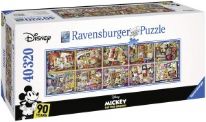 Ravensburger 40320 - Disney Mickey - 90 Years