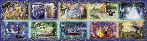 Ravensburger 40320 - Unforgettable Moments Disney