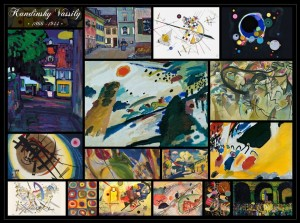 Grafika 2000 - Vassily Kandinsky - Collage