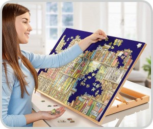 Ravensburger - Puzzle Board - tablica do Puzzli do 1000 elementów (75x53 cm)