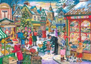 HOP 1000 - Christmas Collectors Edition No.10 - Window Shopping