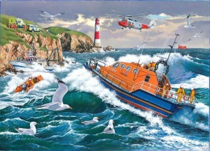 HOP 1000 - For Those In Peril - Royal National Lifeboat Institution