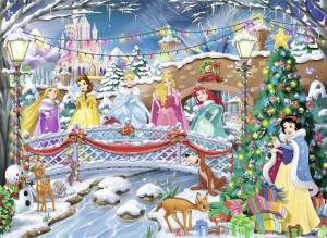 Nathan 500 - Christmas with the Disney Princesses