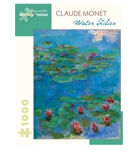 Pomegranate 1000 - Claude Monet - Water Lilies