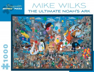 Pomegranate 1000 - Mike Wilks - The Ultimate Noah's Ark, 1990-1992