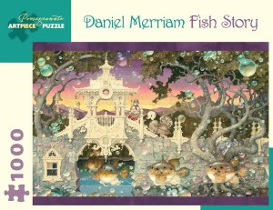 Pomegranate 1000 - Daniel Merriam - Fish Story, 2005