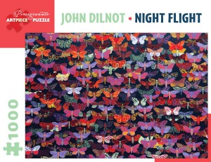 Pomegranate 1000 - John Dilnot - Night Flight