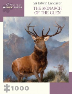 Pomegranate 1000 - Sir Edwin Landseer - The Monarch of the Glen