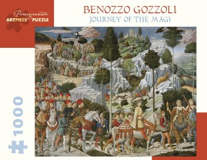 Pomegranate 1000 - Benozzo Gozzoli - The Journey of the Magi