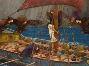 D-Toys 2000 - Waterhouse John William: Ulysses and the Sirens, 1891