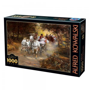 D-Toys 1000 - Alfred Wierusz-Kowalski - Country Wedding