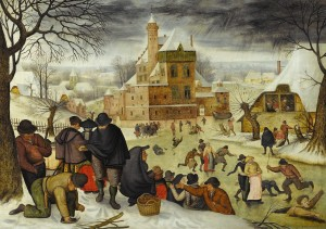 D-Toys 1000 - Brueghel : Winter