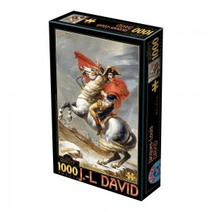 D-Toys 1000 - David Jacques-Louis: Bonaparte Crossing the Alps
