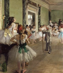 D-Toys 1000 - Degas Edgar: The Dance Class