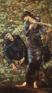 D-Toys 1000 - Edward Burne-Jones: The Beguiling of Merlin, 1872-1877