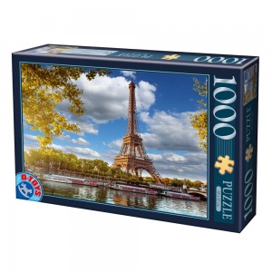 D-Toys 1000 - Eiffel Tower, Paris