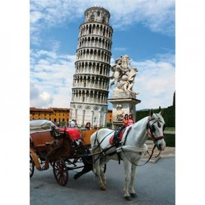 D-Toys 1000 - Famous Places : Pisa Tower, Italy