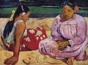 D-Toys 1000 - Gauguin Paul: Tahitian Women on the Beach