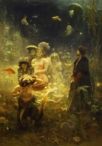 D-Toys 1000 - Ilya Repin: Sadko in the Underwater Kingdom, 1876